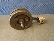 Early 30's Norton Twin Port Single 500 Crank Shaft  848