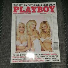 Playboy June 2006 Kara Monaco Magazine
