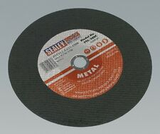 Sealey PTC/300C Cutting Disc 305 X 2.8mm 25.4mm Bore Stainless Steel Cut