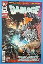 Damage #13 vs Batman Dark Night Demolished DC Comics Universe Metal 2019