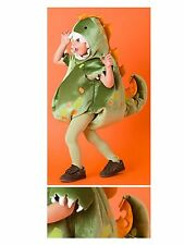 New Babystyle Green Plush Dinosaur Baby Halloween Costume Size 12/18 Months