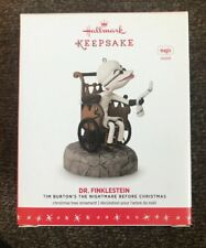 Dr. Finklestein 2016 Hallmark Disney Ornament Burton Nightmare Before Christmas