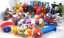 Lot Marvel Spiderman Hulk Ironman Marvel Lego Moose Mini Figure Boy Toys