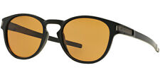Oakley Latch Polarized Men's Matte Black Sunglasses OO9265 0753 - Made In USA