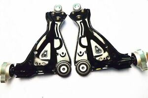 PAIR NEW FRONT LOWER CONTROL ARMS for MERCEDES BENZ VITO W639 SERIES 2 2011-16