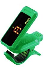 Tuner KORG PC-1 Pitchclip Low-Profile Clip-on Guitar Chromatic Instrument Green