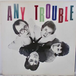 Any Trouble - Where Are All the Nice Girls? (EX) 1980 UK LP