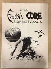 New listing At Earth's Core - Frank Frazetta, Edgar Rice Burroughs Complete Art Print Set