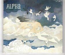 (HH352) Alpha, Dream Of Apollo - 2013 Sealed CD