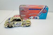 Racing Champions Richard Petty #43 '41 Willy's Gold Chrome Stock Rods 1:24 STP