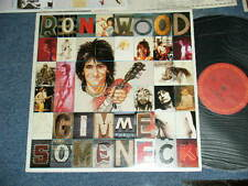 RON WOOD ROLLING STONES Japan 1979 NM LP GIMME SOME NECK