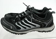 Eddie Bauer Men Full Circuit Black 24hr. Travel/Hiking/Walking Shoes Sneakers 10