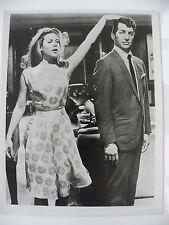 Who's Been sleeping in my Bed Dean Martin, Elizabeth Montgomery 7X9 B&W 1963