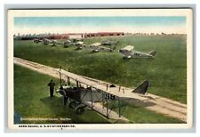 WWI Aero Squad, U.S. Aviation Service, U.S. Army Series 29 Postcard N2