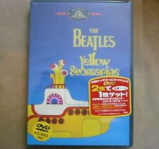 Yellow Submarine / Beatles (DVD, 2000 Subafilms, REG 2 FOR JAPAN) NEW