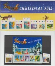 XF/S (Extremely Fine/Superb) Mint Never Hinged/MNH Seasonal, Christmas Great Britain Stamp Presentation Packs