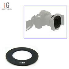 Square Filter 55mm Adaptor Ring for Cokin P Series