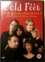 Cold Feet Season 3 DVD Box Set Classic British Comedy Drama TV Series
