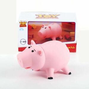 Toy Story 4 Hamm Figure Coin Piggy Bank Saving Money Box Xmas Gift With Box