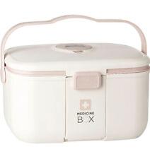 NEU OVP Medizinbox, Erste-Hilfe-Koffer, Hausapotheke | 28x18x17cm | Tragbar