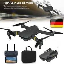 Mini Faltbar WiFi FPV Drohne mit 4K HD GPS Kamera Selfie RC Quadrocopter Drone