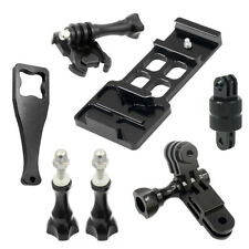 6in1 20mm Side Rail Mount Set w/ screws Wrench for Gopro Xiaoyi Gitup Action Cam