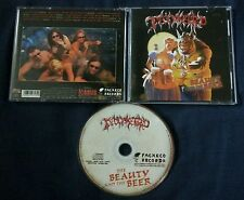 TANKARD THE BEAUTY AND THE BEER CD import on PACHECO RECORDS
