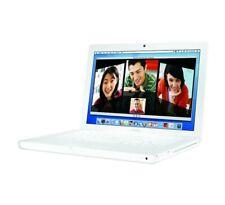 White Apple MacBook - 13 inch Laptop