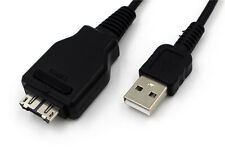 USB DATA CABLE LEAD FOR SONY CYBERSHOT DSC-HX1, DSC-HX5, DSC-HX5V DIGITAL CAMERA