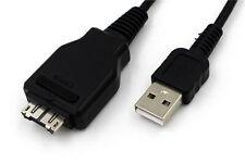 USB DATA CABLE LEAD FOR SONY CYBERSHOT DSC-W210 DSC-W215 DSC-W220 DIGITAL CAMERA