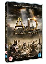 A.D. Kingdom And Empire (DVD)