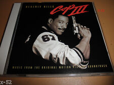 BEVERLY HILLS COP III soundtrack CD japan EAZY-E patti labelle SHAI inxs SUPREME