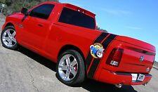 09-16 Dodge Ram 1500 2500 Mr. Norms Rumbler Canted Stripes Stripe Decals Emblem