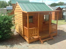 CUBBY HOUSE The GRIZZLY by Bear Cubbies MADE IN MELBOURNE Solid TImber NEW