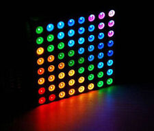 1PCS 5mm 8*8 8x8 Full Colour RGB LED Dot Matrix Display Module Common Anode CA