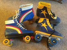 Vintage Roller Skates, Very Retro size 4 and 5