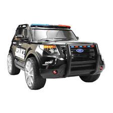 "Kinderfahrzeug - Elektro Auto ""US Police SUV"" - 12V7AH Akku, 2 Motoren 2,4Ghz FB"