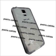 CUSTODIA COVER BUMPER IBRIDO TPU SILICONE PER SAMSUNG GALAXY A8 SM-A800