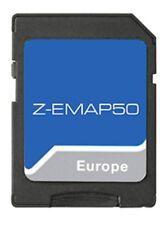 Zenec Z-emap50- Z-exx50 16 Go Microsd Carte, avec Eu-Karte 47 Pays