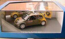 RENAULT CLIO SUPER 1600 RALLYE MONTE CARLO 2004 UH 1/43 BERNARDI GIRAUDET