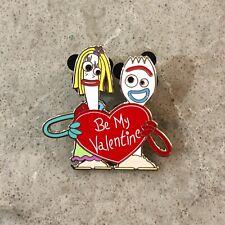 Pixar Pal's Valentine's Day Mystery Pin Forky 2021 Toy Story