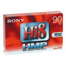 1 Sony 8 mm HMP90 VIDEO CASSETTE POUR SONY Digital 8 Caméscope Metal Particle