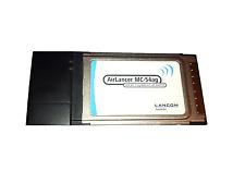 Lancom Airlancer MC-54ag wirelles Lan Adapter PCMCA #20
