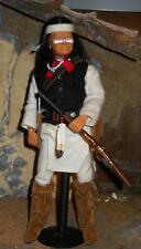 1/6 scale Custom Dog Soldier Native American / Indian APACHE warrior Loose