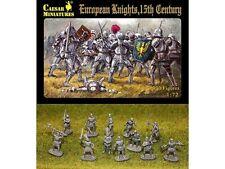 Caesar Miniatures - European knights 15th century - 1:72
