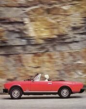 PEUGEOT 504 CABRIO Cabriolet COUPE Pininfarina Ti V6 Prospekt 1981 +++++++++++++