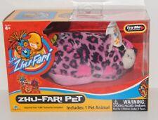 ZHU ZHU PETS - ZHU -FARI PET - Zuri the Leopard Pink & Black BNIB