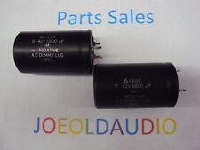 Pioneer SA 6500 ii Filter capacitors 42V 6800UF Tested Parting Out SA 6500 ii