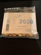 Luxemburg 2020 Beutel mit KMS 0,01 €  bis 2 €  + 5 x 2 € Sondermünze VORVERKAUF