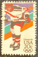 US 1984 - WINTER OLYMPIC GAMES - ICE HOCKEY